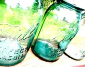 Vintage Ball Perfect Mason Jars