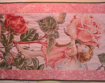 Rose Fairy Quilt