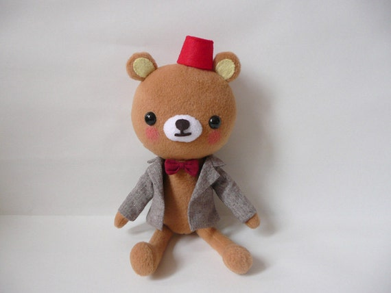 Doctor Who - Eleventh Doctor Bear