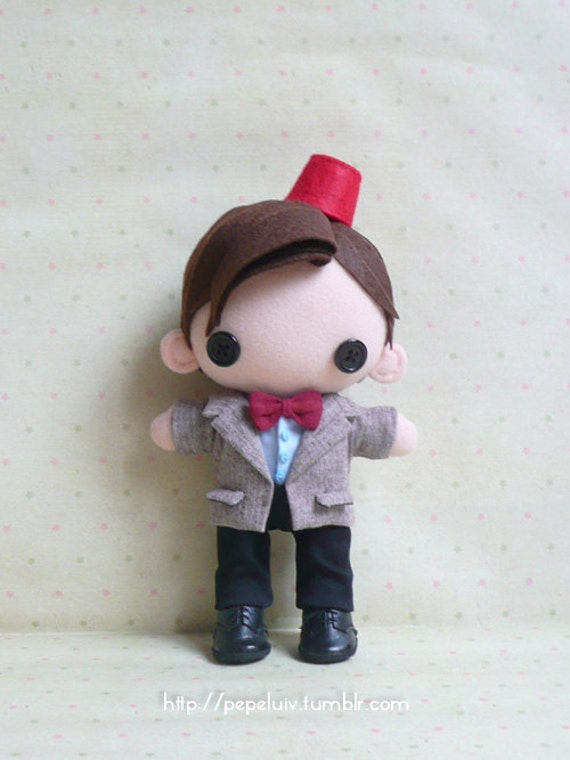 Doctor Who - Eleventh Doctor Plushie