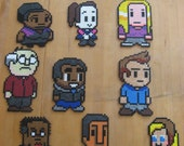 8-bit Community Bead Art - One Character