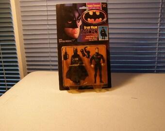 Batman Dark Knight  bruce wayne 5 inch figure nip