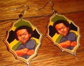 Rasta Baby Earrings