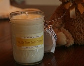 8 ounce Soy Candles in mason jars