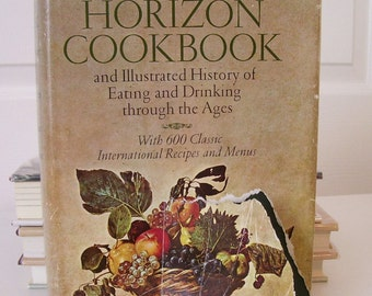 The HORIZON COOKBOOK 1968