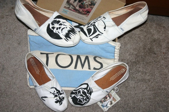 Star Wars Classic Canvas Toms