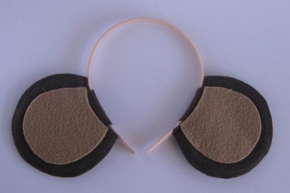 Monkey Ears Headband
