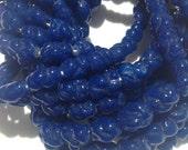 Vintage Japanese glass beads. 35 beads