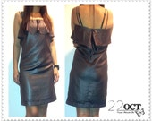 30% Sales Simple Elegance Spaggetti  Strap Dress