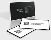 Business Card 006 Professional Template With Customization
