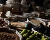 Peruvian Food Market Photo 8x10 inch print