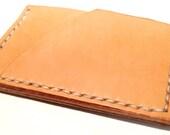 Standard Leather Card Holder Wallet
