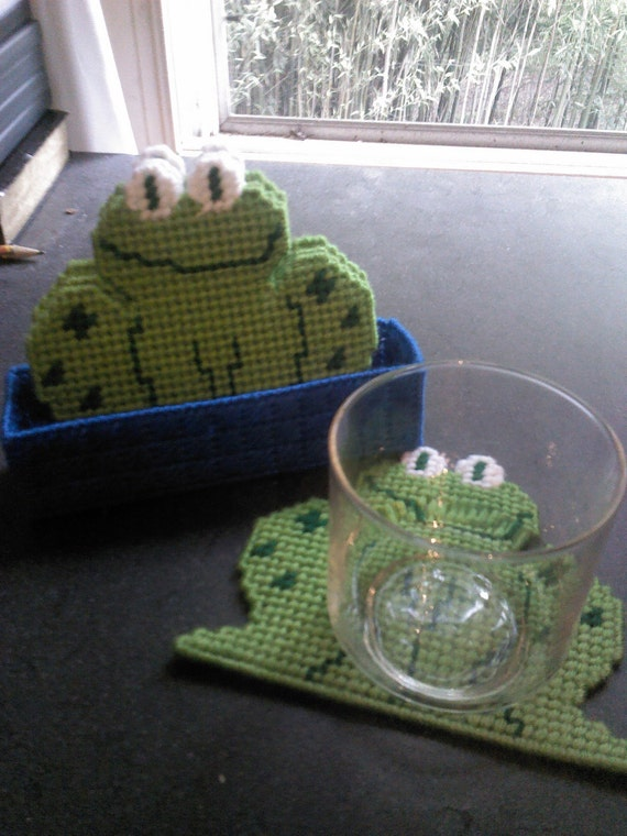 Frog Coasters