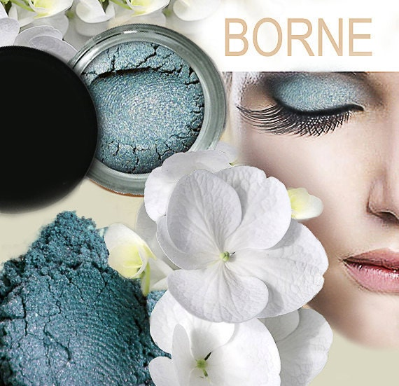 Borne Mineral Silk Eyeshadow Collection - Full Size 5 Gram Jar - Limited Time Offer - Only .99 cents - Choose from 8 Colors