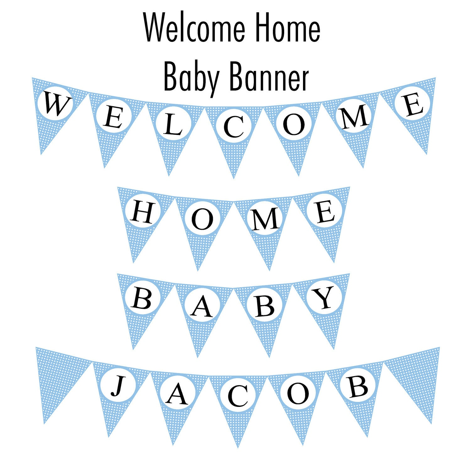 Printable Welcome Home Sign: Unavailable Listing On Etsy