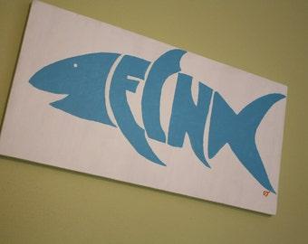 Customized Name Canvas for Nursery