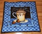 Coffee Lover's Mug Rug