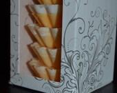 Orange Vanilla Soy wax melts