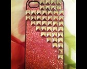 SPARKLE STUDDED iphone 4 case
