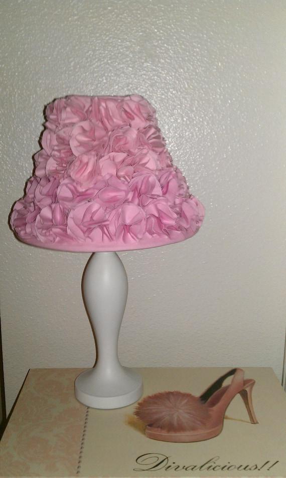 girls pink bedroom lamp shade. Black Bedroom Furniture Sets. Home Design Ideas
