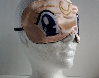 Sailor Moon Crescent Moon Princess Serenity Anime Eye Sleep Slumber Mask Made-to-Order