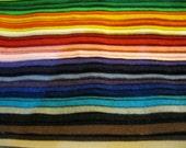 Felt sheets-Polyester Felt-Bulk Felt-Felt Rainbow