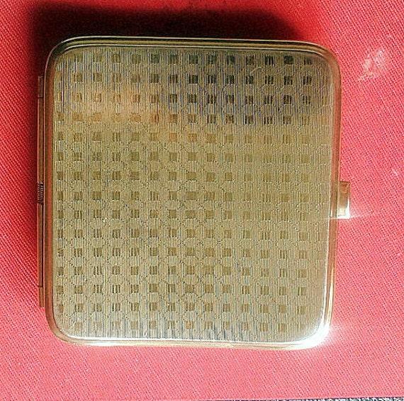 Vintage Cigarette / Card Case