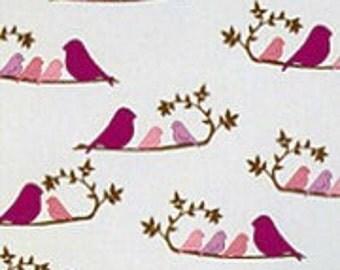 1/4m Wrenly Mamma Birds Violet
