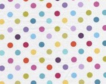 SALE! 1/4m Berry All Dot - Michael Miller