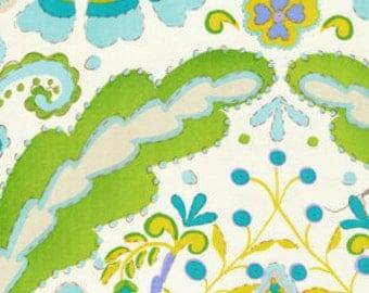 SALE! 1/4m Kumari Garden Teja Blue - Dena Design