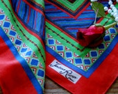 Jerôme Rivar scarf