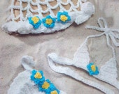 PDF- Baby's First Bikini Crochet Pattern