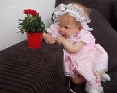Beautiful reborn baby girl, DeeDee - a Linda Murray sculpt - Free Shipping