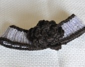 Flowered Baby Headband