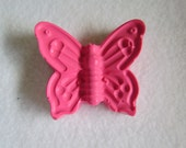 Large Butterfly Crayon