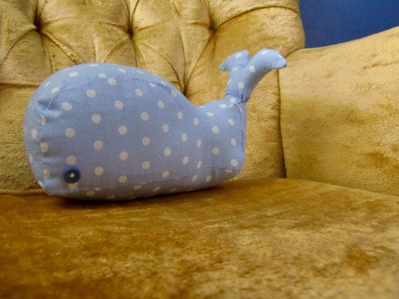 Lewis the Spotted Blue Whale