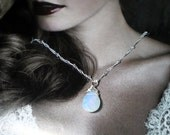 CLOSING 50% OFF Opalite Drop necklace