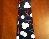 Men's Golf Tie
