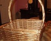 Gold Wedding Basket