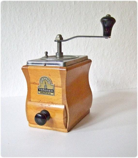 German coffee grinder mocca grinder - Mokka Mühle