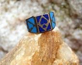 Vintage Afghan Ring