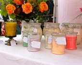 Beautiful Vintage Inspired Candles