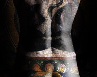 Tatooed...  Ultrachrome K3 Archival Print. Signed and Dated