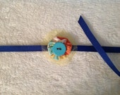 BEAUTIFUL Crochet Headband Head Band One Size Fits All