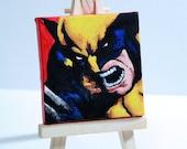 X-Men Wolverine - Logan Miniature Painting
