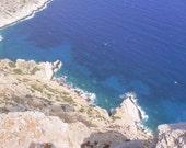 Greek Island Notecards: Folegandros