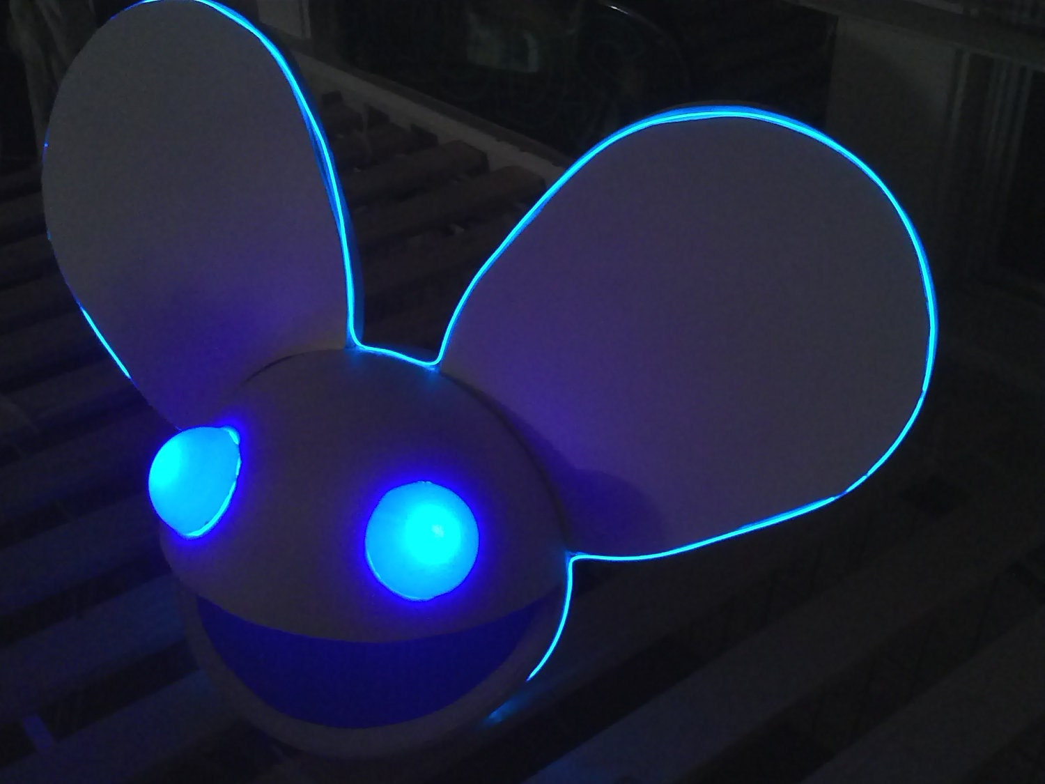 deadmau5 head inside - photo #29