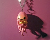 Jelly Fish Necklace