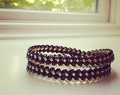 "The Wave Bracelet in ""Cosmic"""
