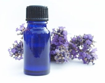 Pure LAVENDER Essential Oil  France Aromatherapy.5 oz.